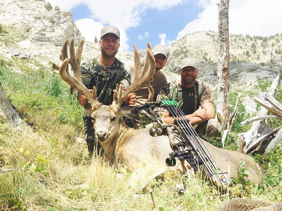 Nevada Pronghorn Antelope Hunts with Nevada High Desert Outfitters